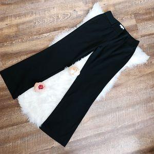 New York & Company Stretch Black Pants  SIZE 8